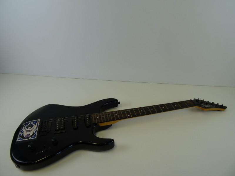 Electrische Gitaar Squier made by Fender