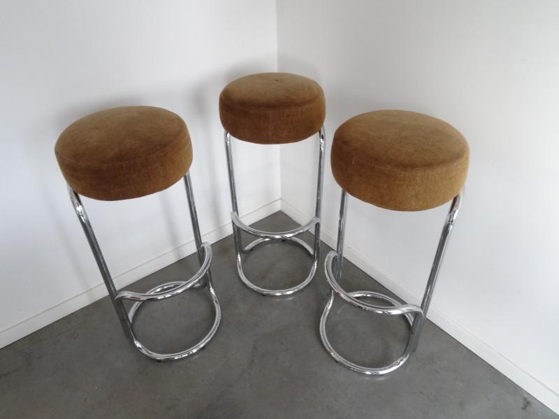 Vintage design barkrukken SOHO - Sigma chair