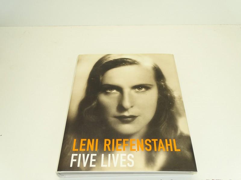 Fotoboek / Biography: Leni Riefenstahl, Five Lives