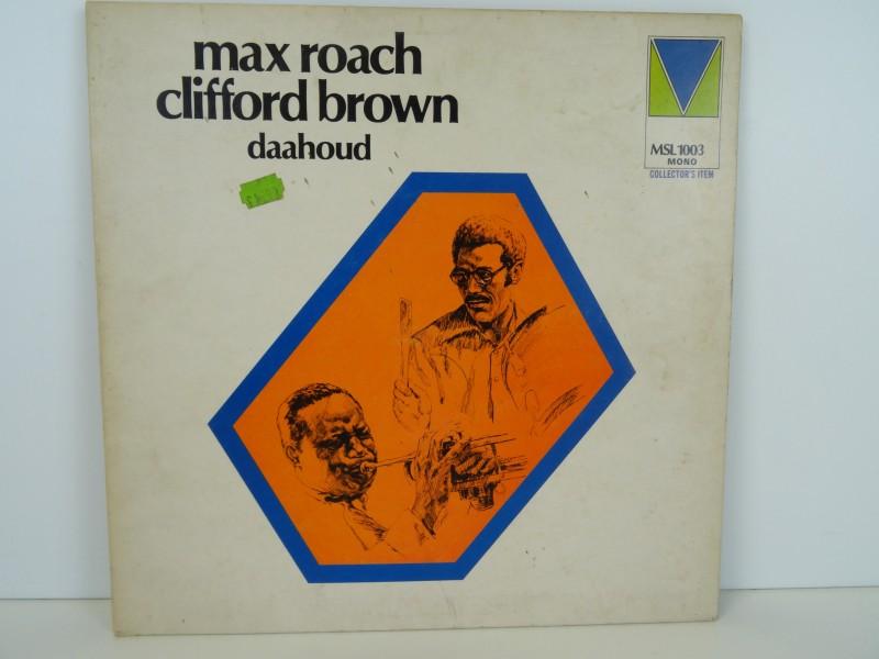 LP Max Roach & Clifford Brown - Daahoud