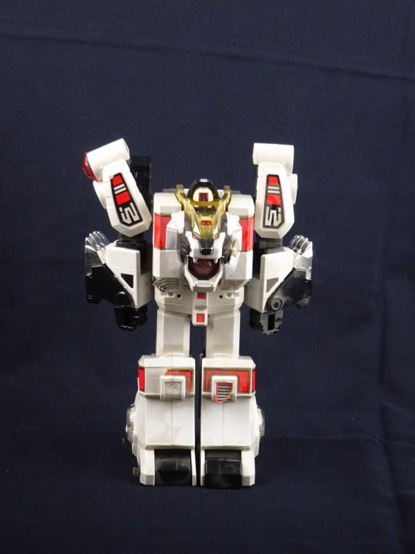 Robot Bandai uit 1994. Power Ranger.