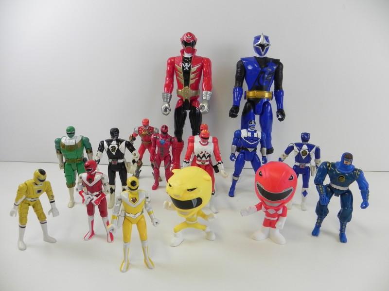 LOT Power Rangers