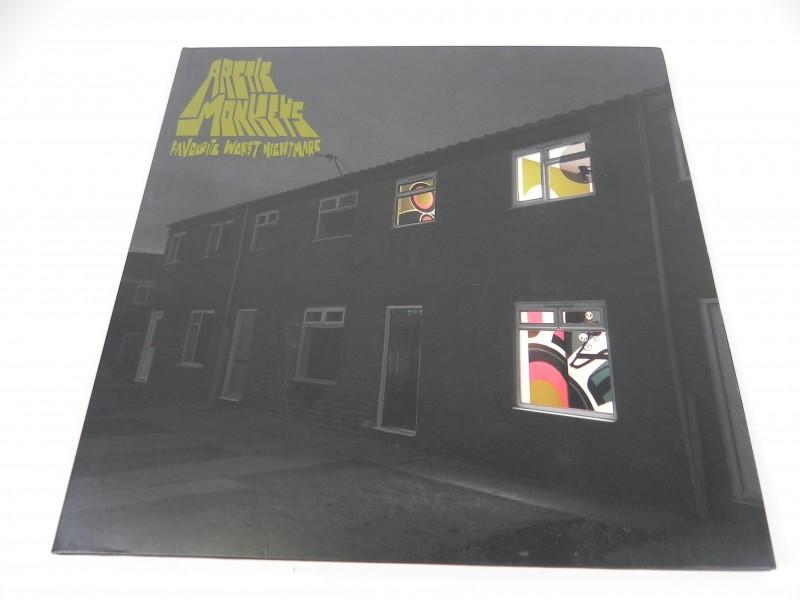 LP - Arctic Monkeys – Favourite Worst Nightmare