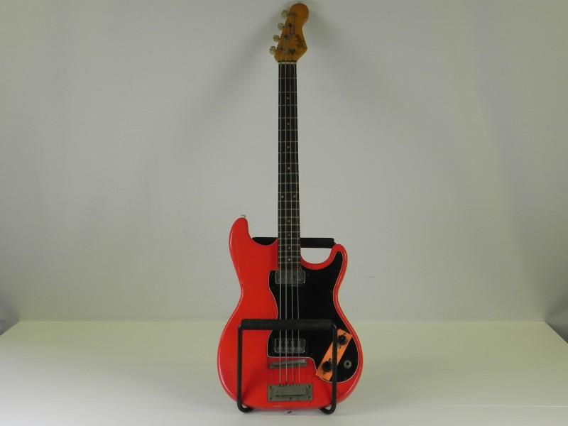vintage Hofner Bass 182 TOLEX gitaar jaren '60
