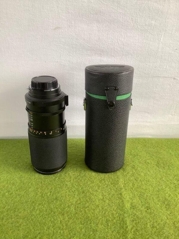 Cameralens RMC Tokina macro zoom