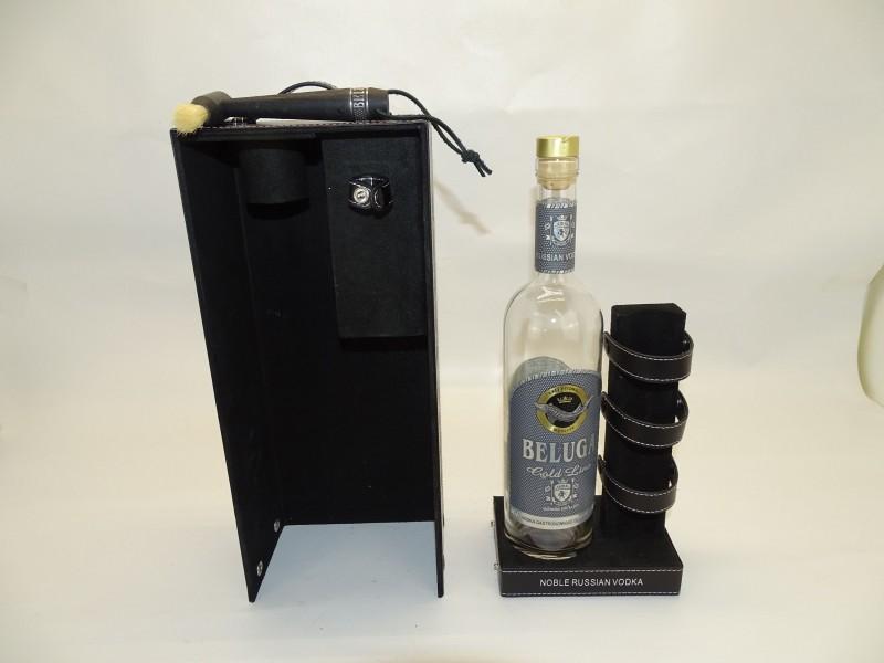 Beluga Gold Line Luxe Leder Case Gift Box
