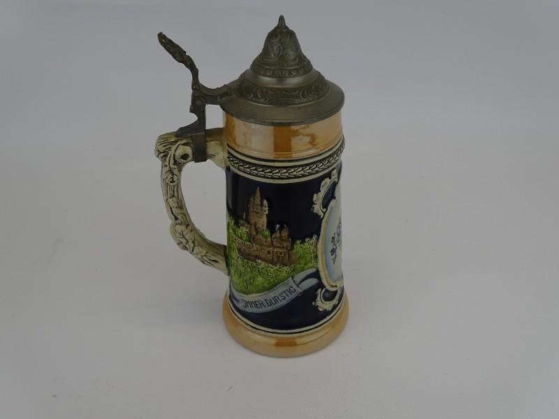 Duitse Bierpul met Deksel: Soest
