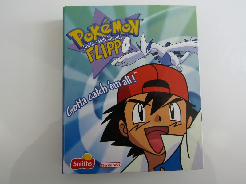 Pokémon Flippo (3D) Gotta catch'em all! (59stuks)