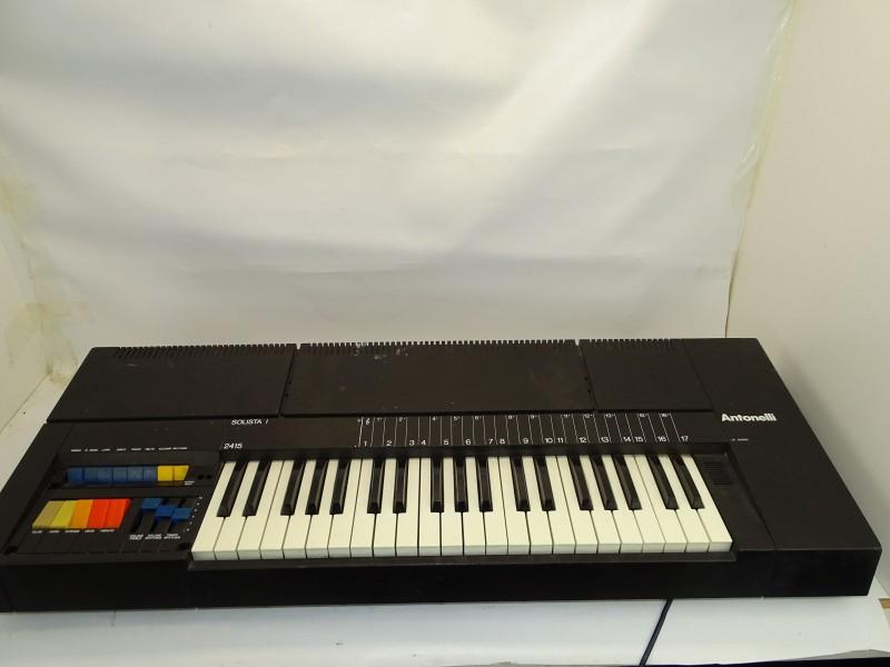 Elektrisch Orgel: Antonelli, Solista 1, 2415