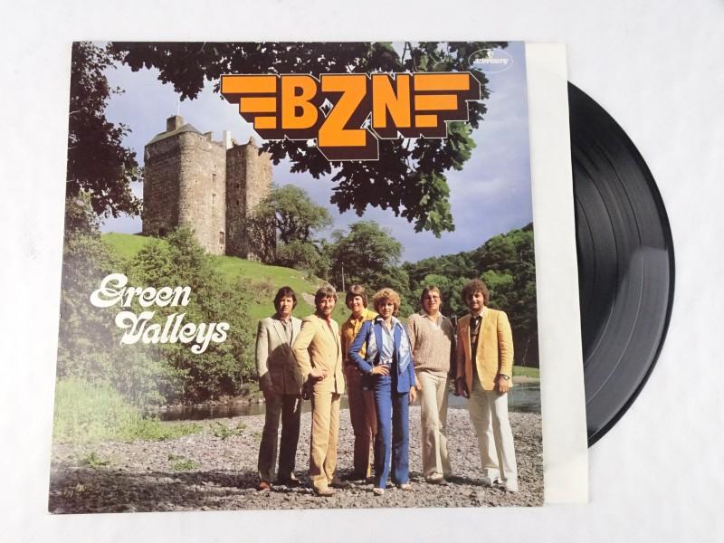 Vinyl album: BZN, Green Valleys. (1980)