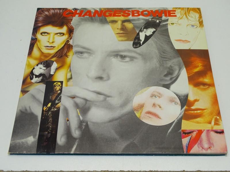 Dubbel LP, David Bowie: Changesbowie, 1990