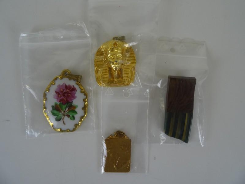Set hangertjes