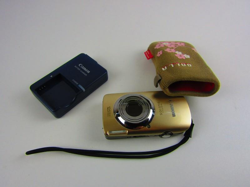 Digitaal Fototoestel, Canon Ixus 110 IS
