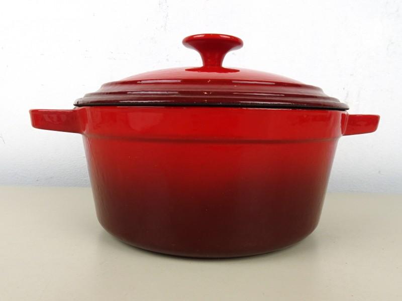 Gietijzeren kookpot (Nameta)