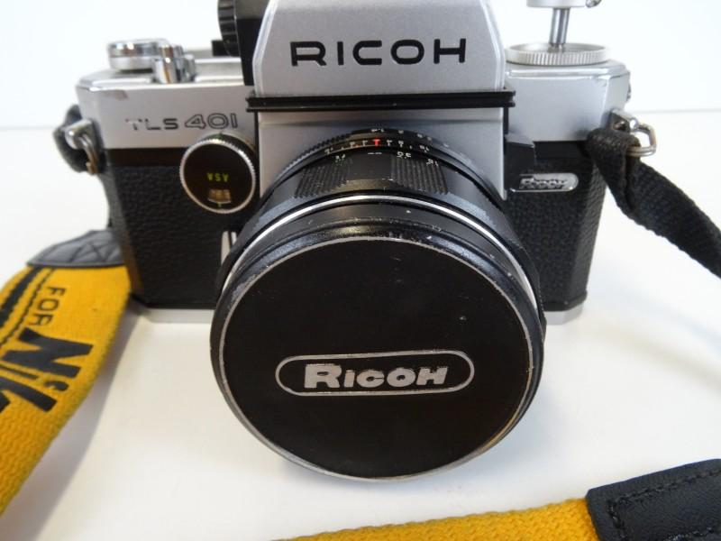 Ricoh TLS 401 fotocamera