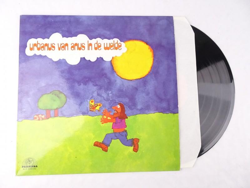 Vinyl album: Urbanus Van Anus* – Urbanus Van Anus In De Weide / Op De Vijver