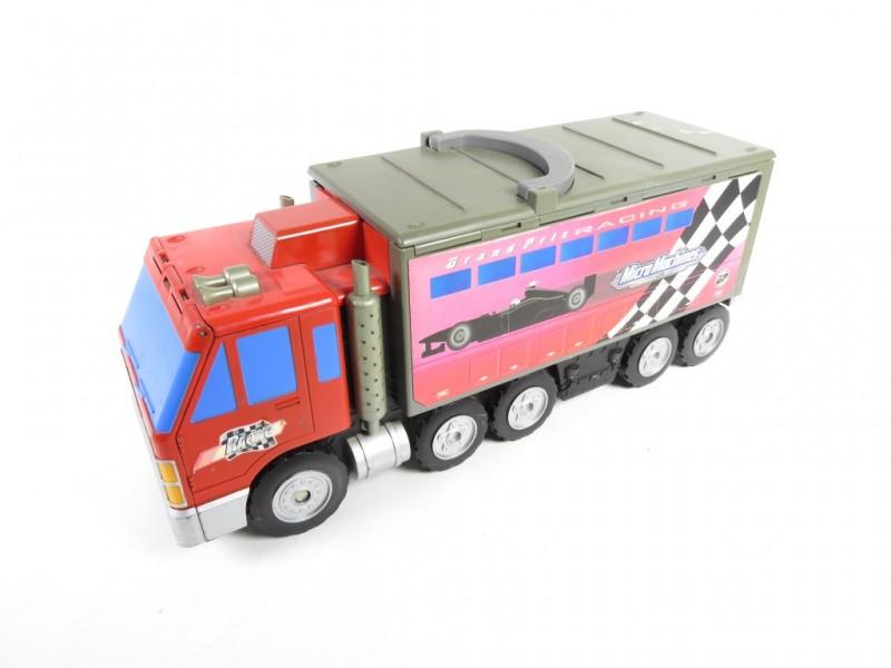 Vrachtwagen micromachines