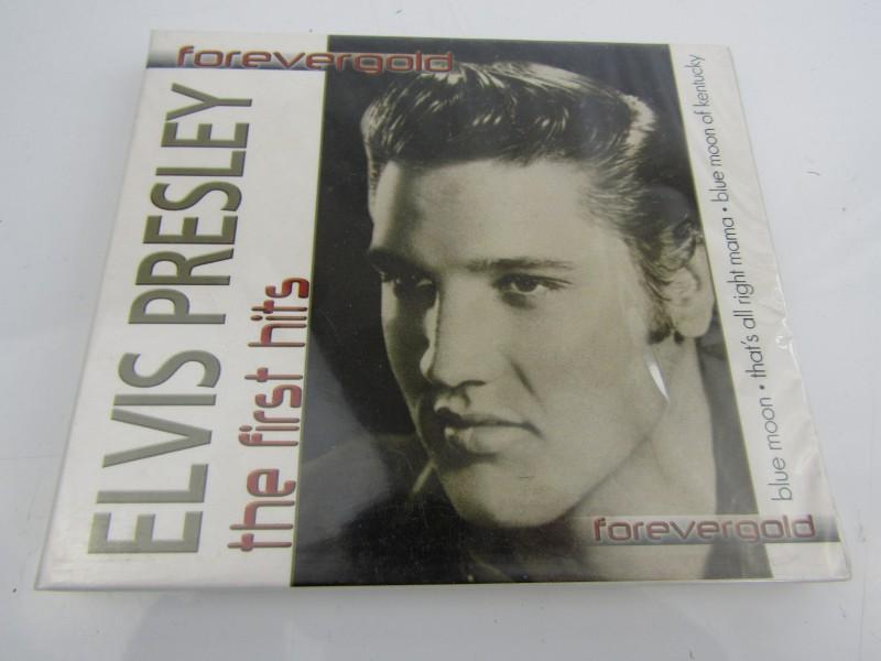 Nieuwe CD, Elvis Presley: The First Hits, 2005