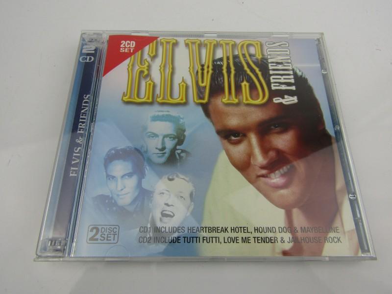 Dubbel CD, Elvis & Friends, 2007
