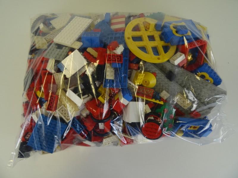 Grote zak mengeling lego onderdelen