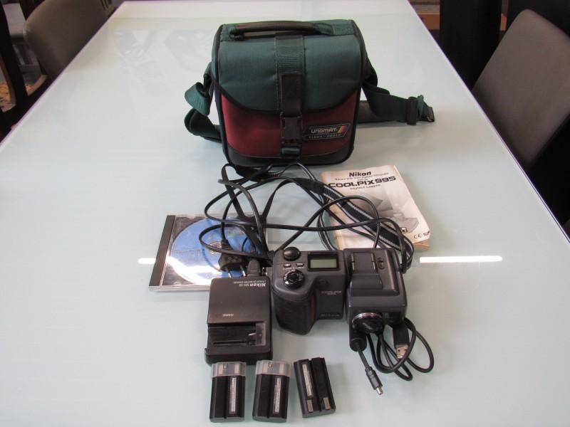 Nikon Coolpix E995 in werkende staat