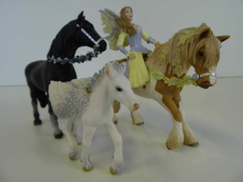 Schleich fairy 2006