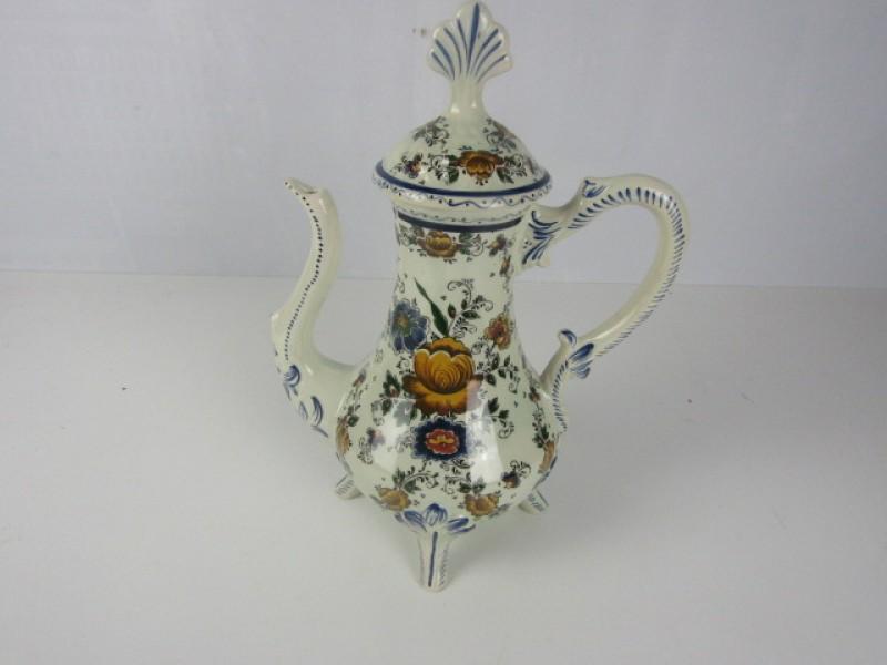Koffiepot, Delfts, Handwerk, A19 Delft HB