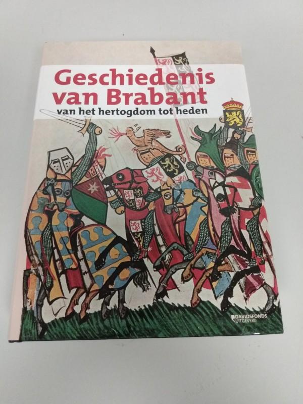 Geschiedenis van Brabant, van het hertogdom tot heden