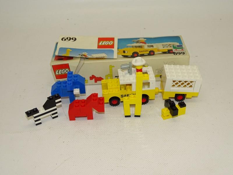 Lego, Photo Safari Set, 699