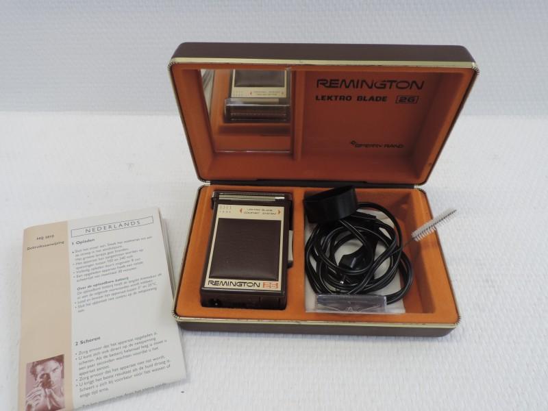 Remington 26 Philips scheerapparaat