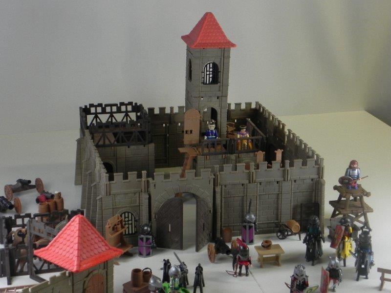LOT Playmobil kasteel