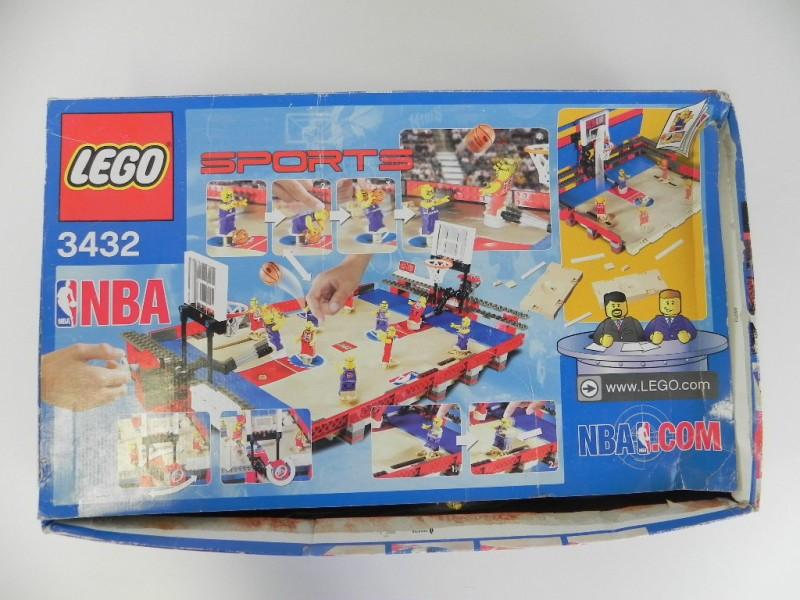 Lego Sports - 3432 - NBA Challenge