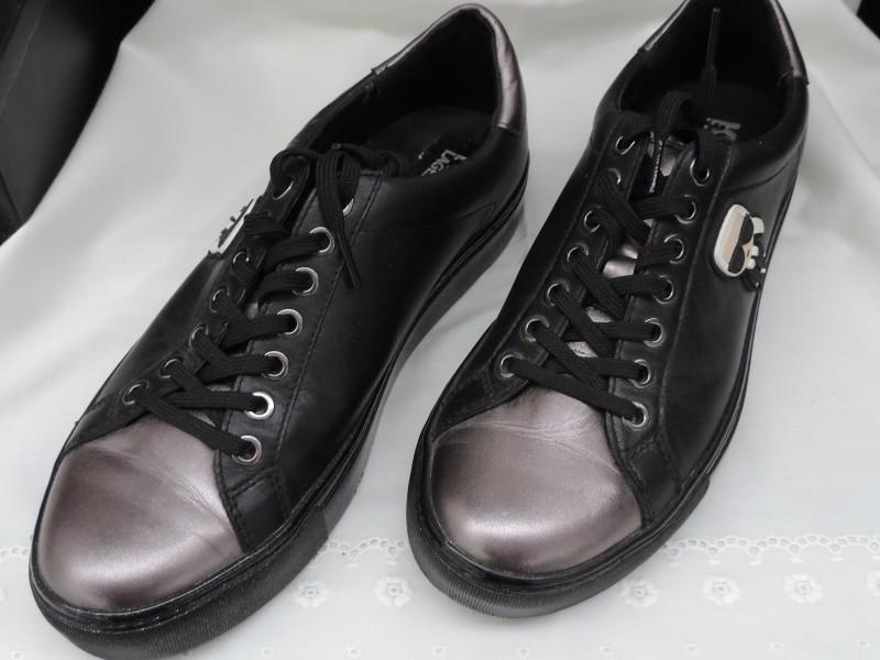"""Schoenen-sneakers getekend """"Karl Lagerfeld"""""""