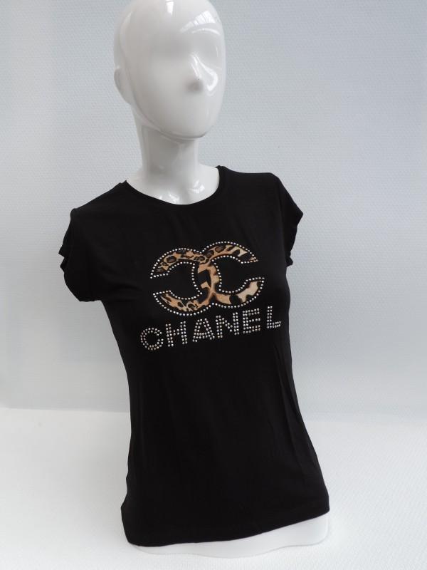 """T-Shirt getekend """"Chanel"""""""