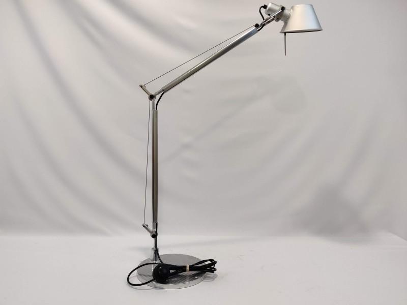 Artemide vloerlamp aluminium