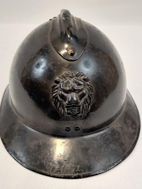 Helm Model 1933 van de Rijkswacht