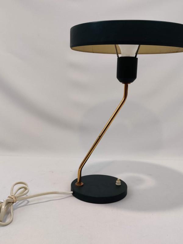 Retro Bureaulamp Louis Kalff voor Philips