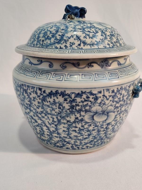 Chinese Gemberpot
