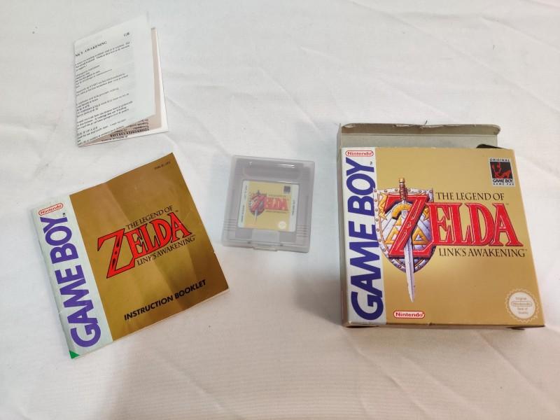Zelda voor GAMEBOY