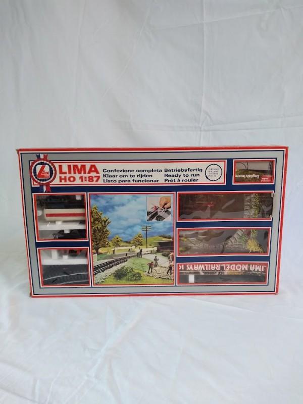 3 Lima Models HO 1:87 modelbouw treinen sets