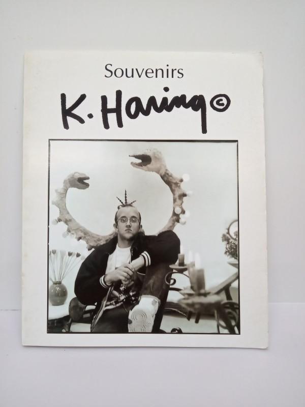 Boekje, Keith Haring 'Souvenirs'