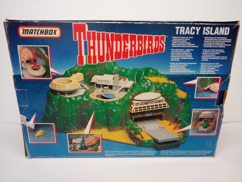 Thunderbirds tracy island speelgoed