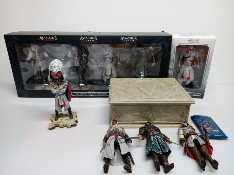 Assassins Creed brotherhood figuurtjes