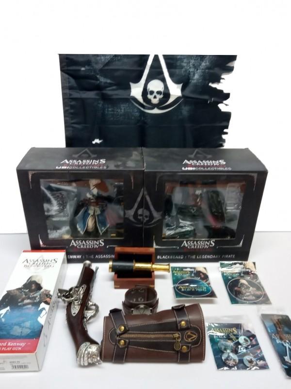 Assassins Creed Black flag lot