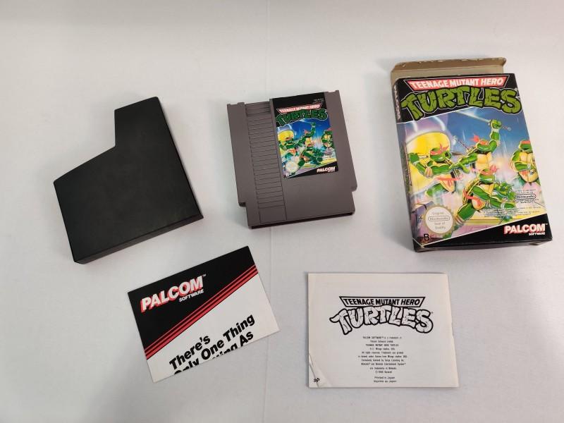 NES Turtles