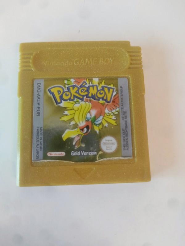 Pokémon gold edition
