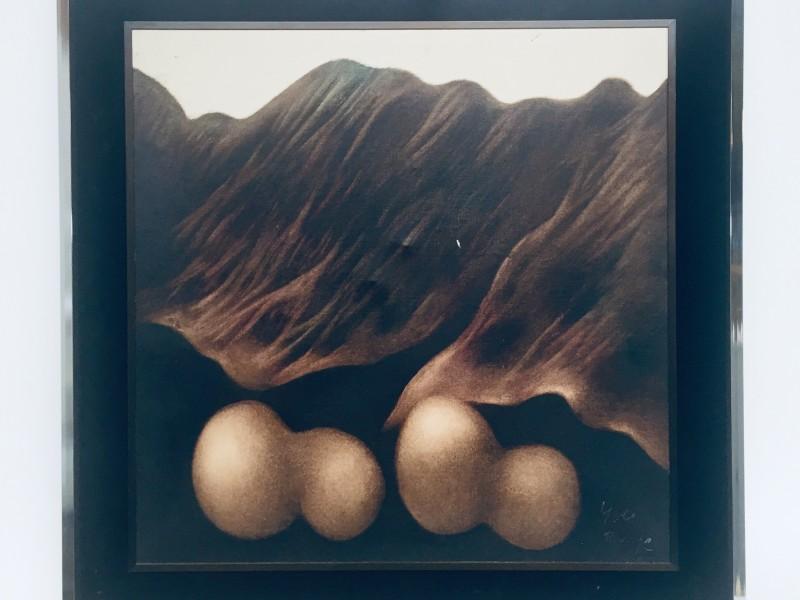 Schilderij Yves Rhayé