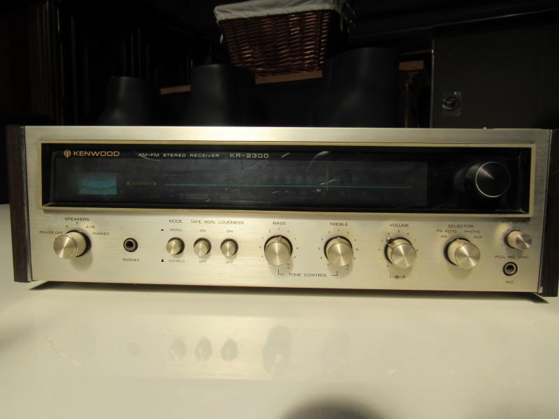 Kenwood KR2300 Stereo ontvanger
