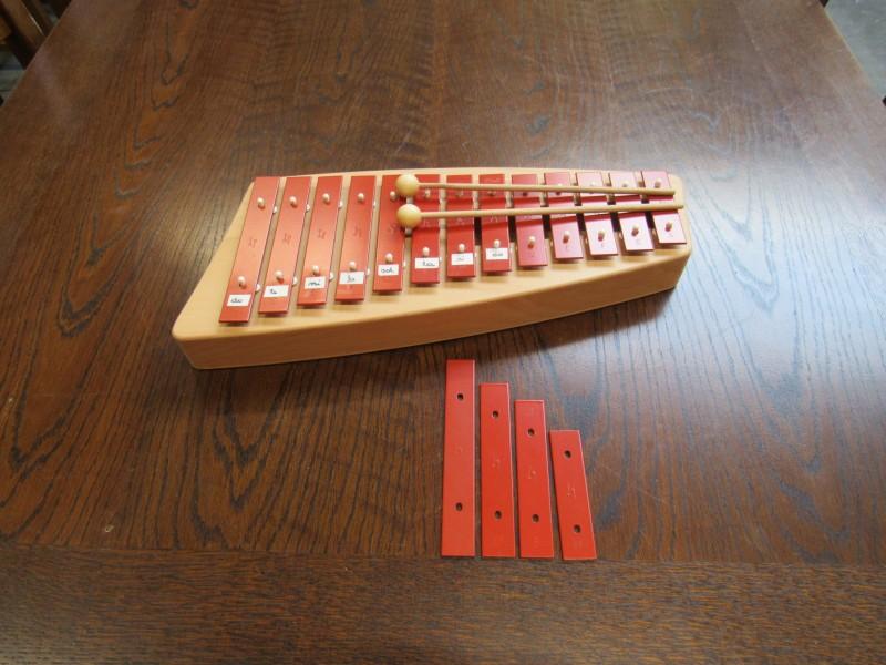 Xylofoon - Glockenspiel NG11 - Sonor