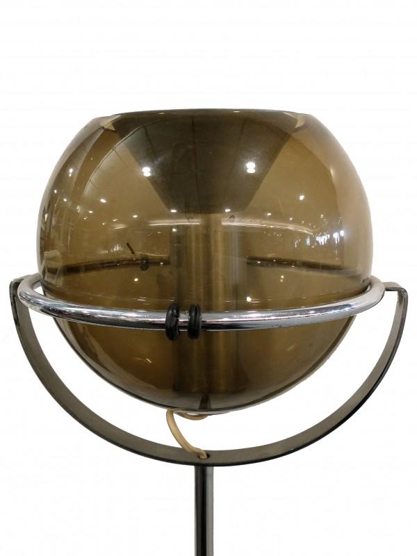 Vintage vloerlamp (globe)